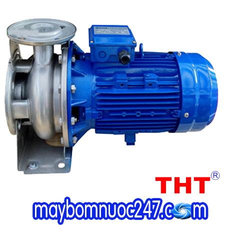Máy bơm nước ly tâm trục ngang đầu inox Ebara 3M 32-160/1.5 2HP