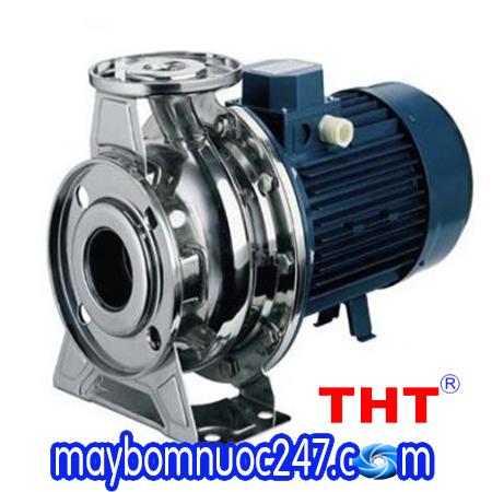 Máy bơm nước ly tâm trục ngang đầu inox Ebara 3M 32-160/2.2 3HP