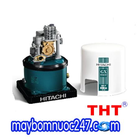 Máy bơm tự động tròn Hitachi WT-P100GX2-SPV-MGN