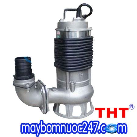 Máy bơm chìm hút bùn inox NTP SSM(F)280-12.2 20 3HP