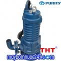 may bom chim nuoc thai purity wqd