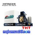 may bom tu dong vuong inverter hitachi