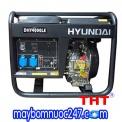 may phat dien chay dau diesel hyundai dhy 4000le