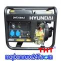 may phat dien chay dau diesel hyundai dhy 2500le