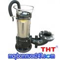 may bom chim hut nuoc thai hsm2100 15.5 20