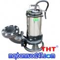 may bom chim hut nuoc thai ntp hsm2100 13.7 20