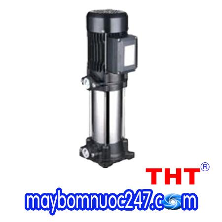 Máy bơm trục đứng cánh nhựa Lepono EVP 2-7 1.5HP