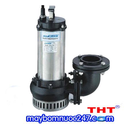 Máy bơm chìm hút nước thải MASTRA MBA-7500 10HP