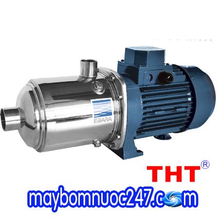 Máy bơm nước ly tâm nhiều tầng cánh Ebara MATRIX 5-4T/0.9 1.2HP
