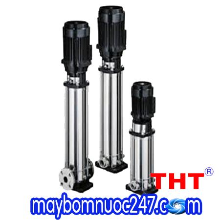 Máy bơm trục đứng đa tầng cánh CNP CDLF2-6 1HP