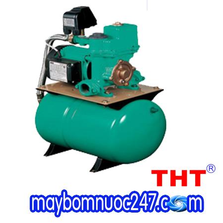 Máy bơm tăng áp tự động có bình tích áp WILO PW-082EA 0.08kw
