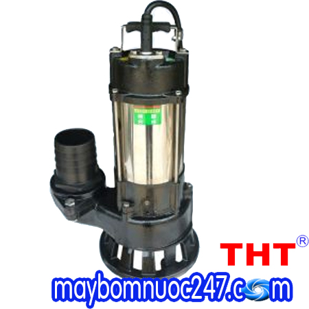 Máy bơm chìm hút nước thải NTP HSM280-12.2 20 3HP